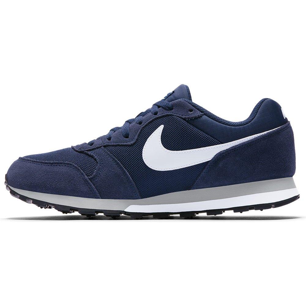 Detalles de Nike Md Runner 2 Azul T21469 Zapatillas Azul , Zapatillas Nike , moda