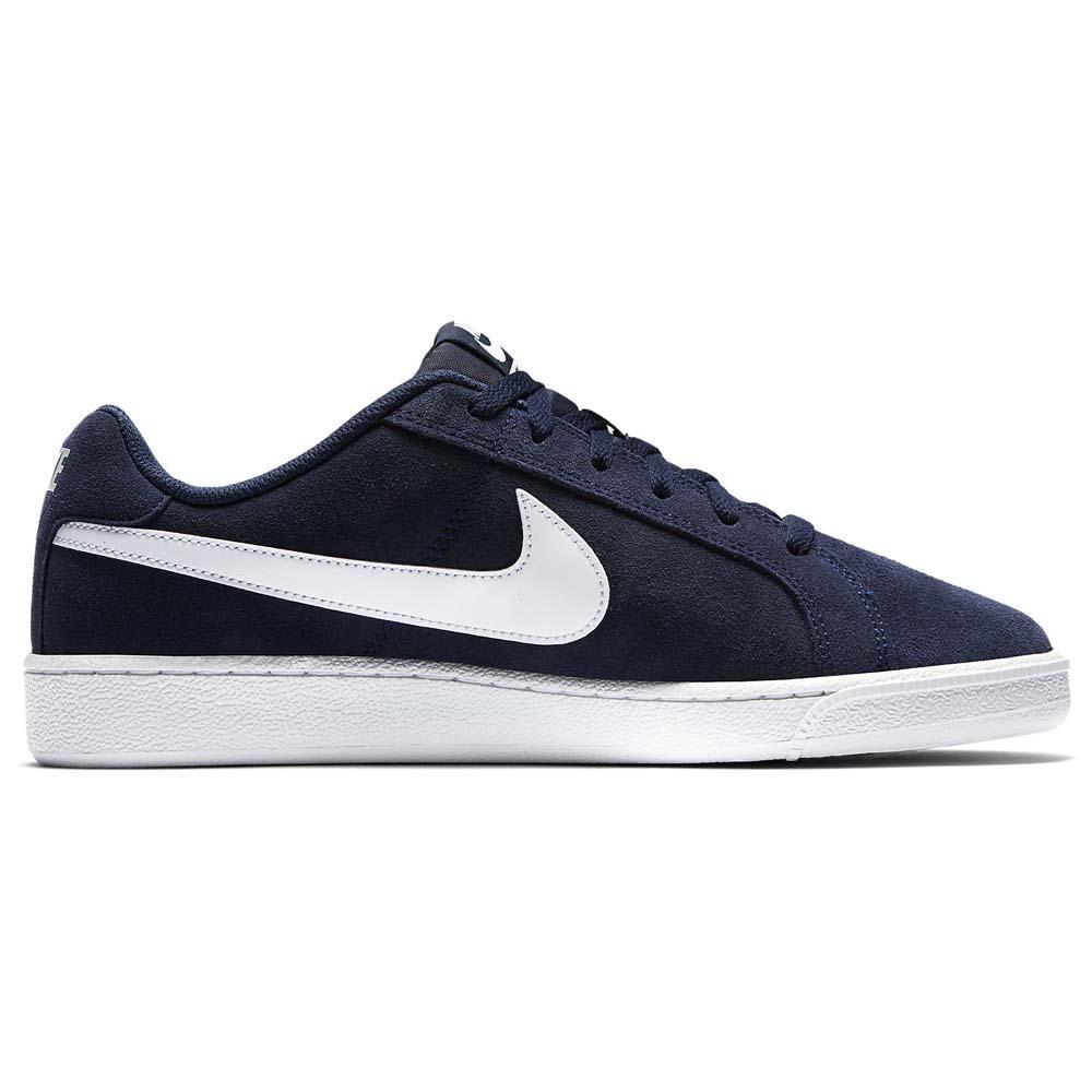Nike-Court-Royale-Suede-Azul-T95581-Zapatillas-Azul-Zapatillas-Nike-moda miniatura 9