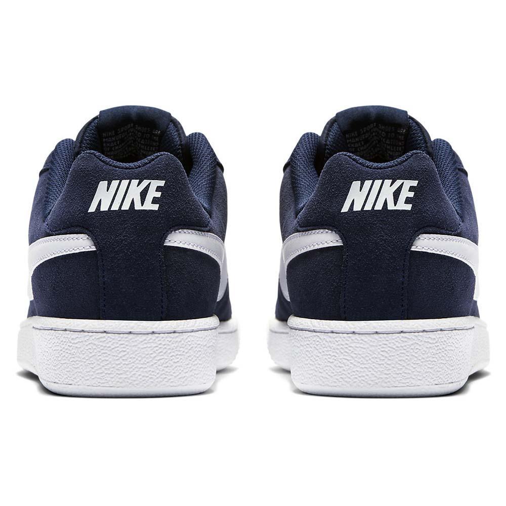 Nike-Court-Royale-Suede-Azul-T95581-Zapatillas-Azul-Zapatillas-Nike-moda miniatura 12