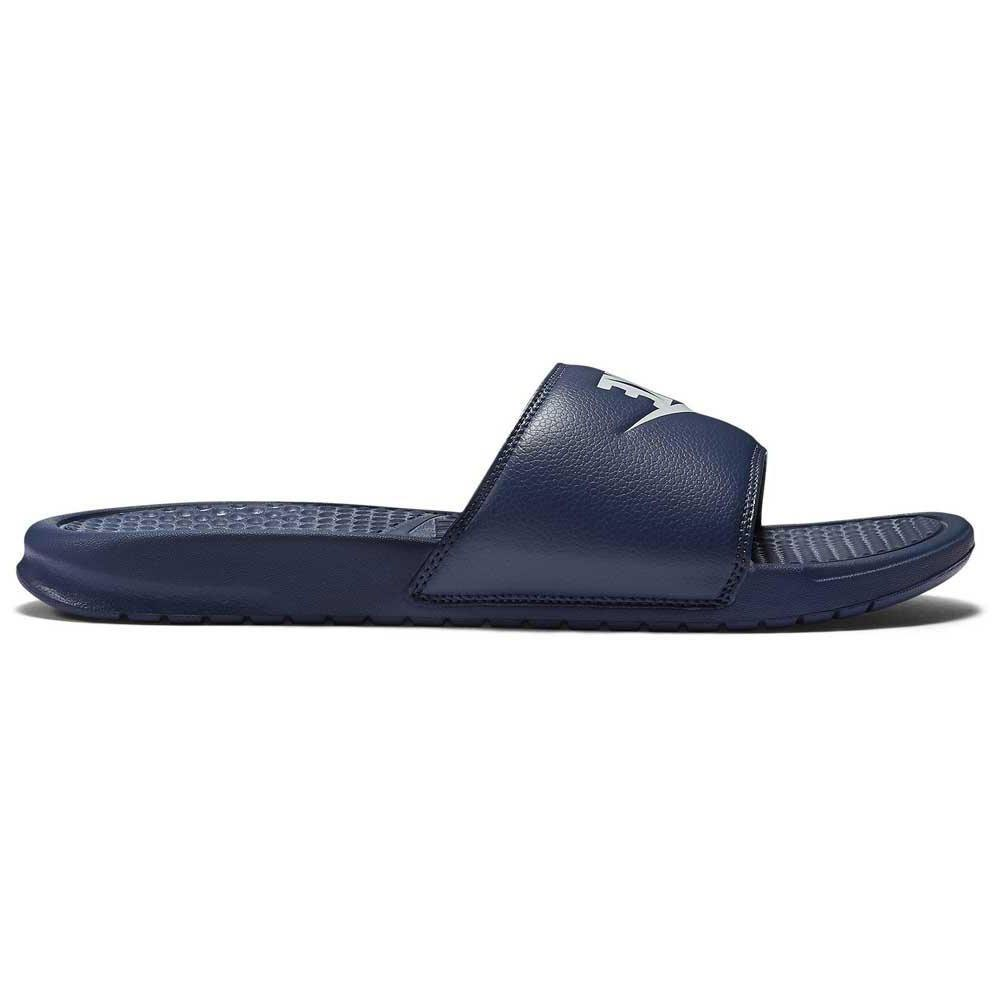 Nike Benassi Just Do It EU 36 Midnight Navy / Windchill