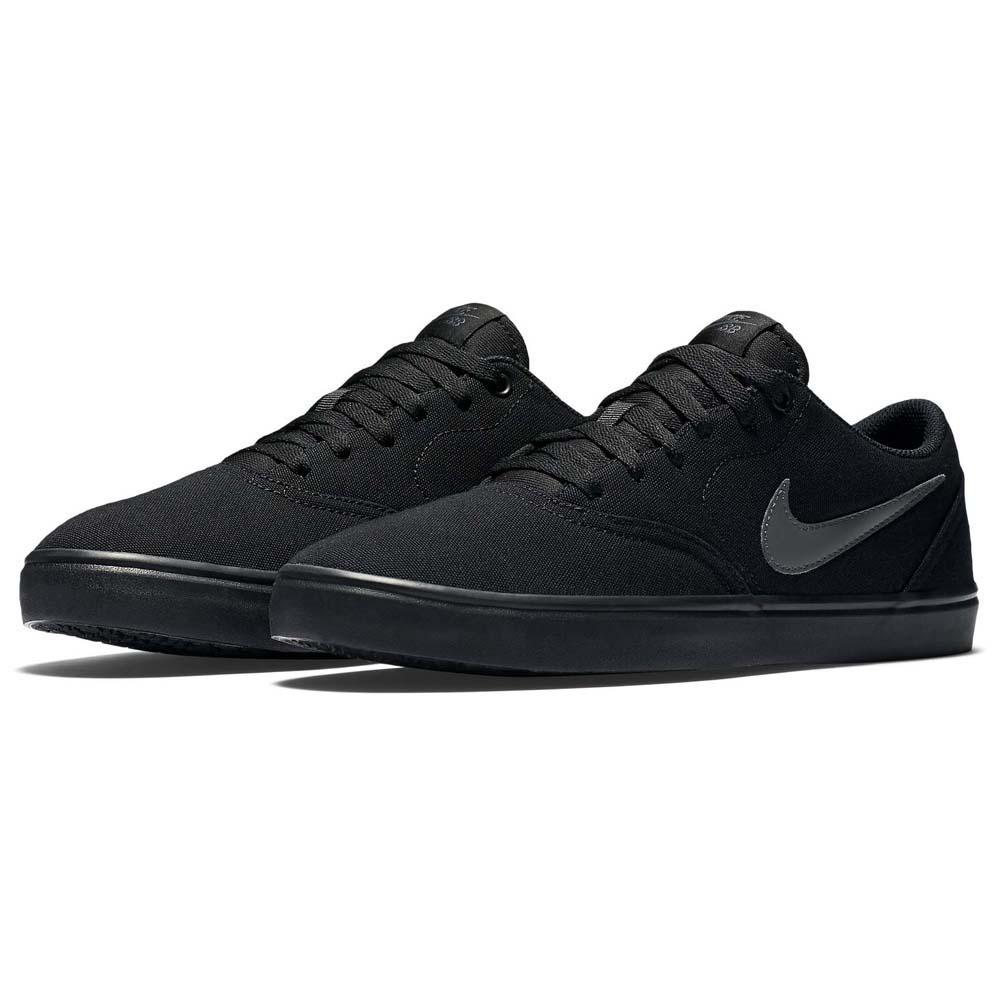 Venta Al Por Mayor Nike SB Check Solarsoft Leather Zapatos