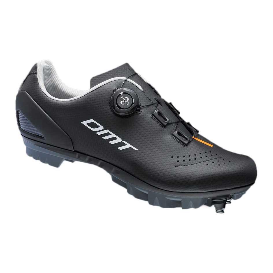 Dmt Dm5 negro / Blanco / Naranja , Zapatillas Zapatillas Zapatillas ciclismo Dmt , ciclismo f1bcaf
