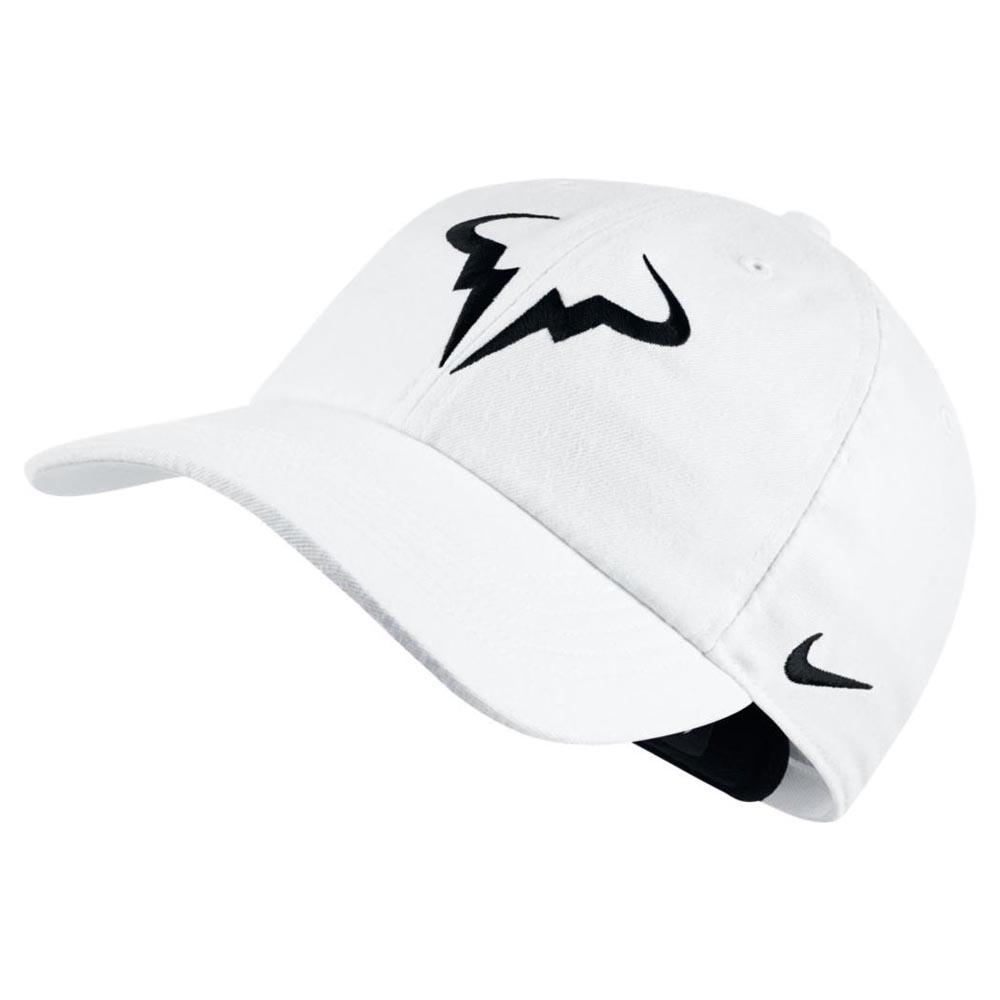 Nike Court Rafa Aerobill Heritage 86 One Size White / Black