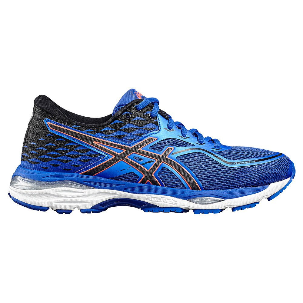 Asics Gel Cumulus 19 2a EU 37 Blue Purple / Black / Flash Coral