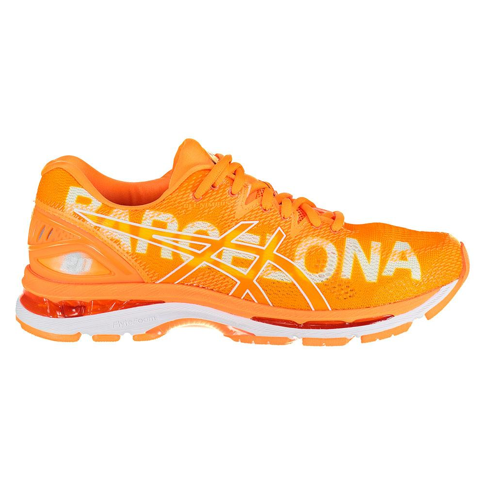 Asics Gel Nimbus 20 EU 46 1/2 Barcelona 2018 / Orange