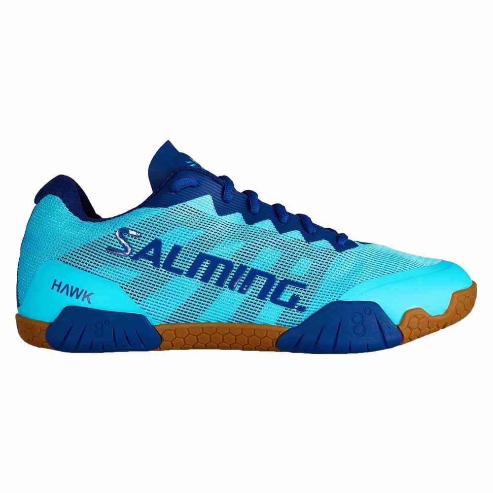 Salming Hawk EU 36 2/3 Deco Mint / Limoges Blue