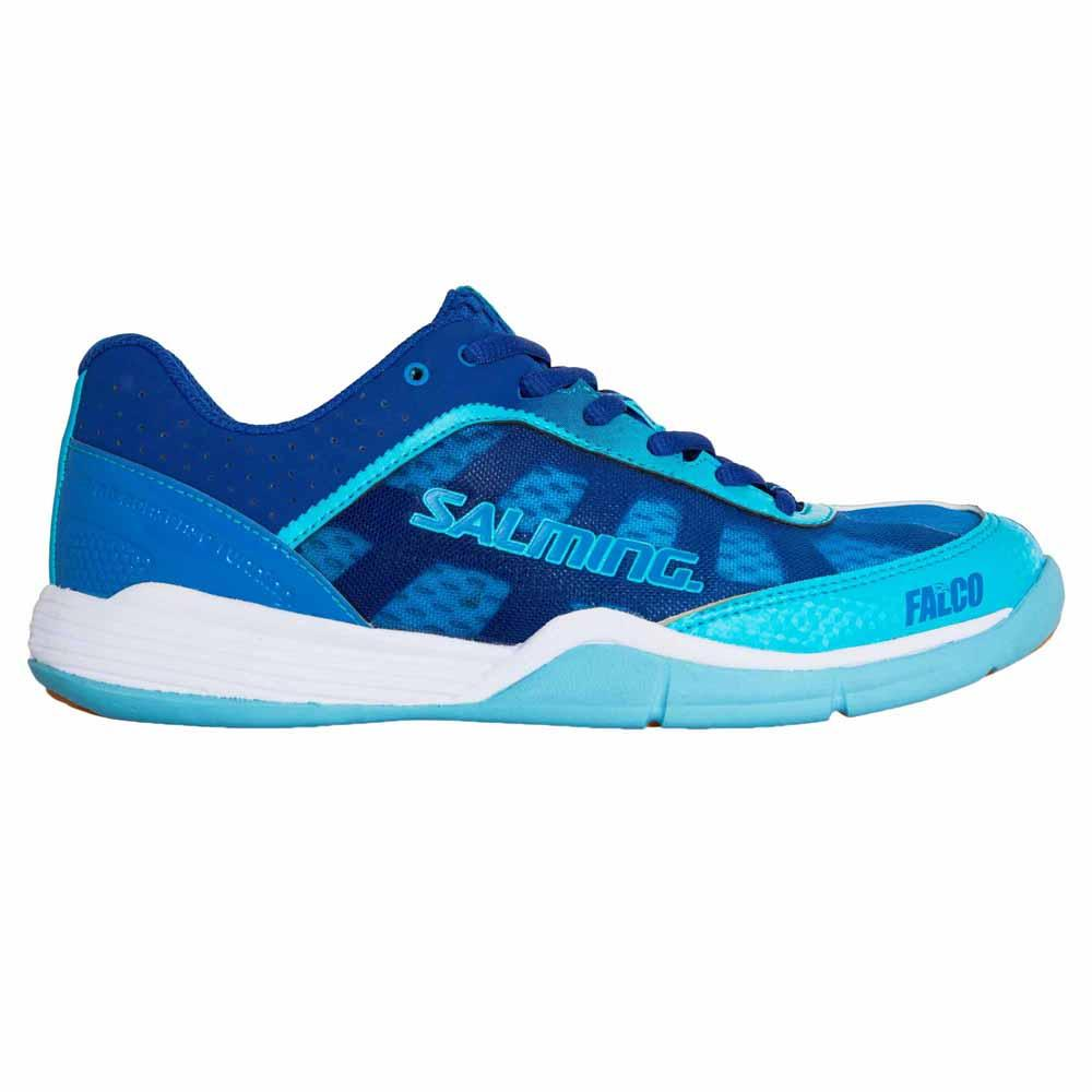Salming Chaussures Falco EU 38 Limoges Blue / Blue Atoll
