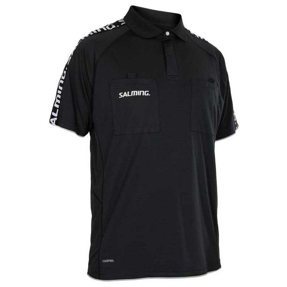 Salming Polo S/s S Black