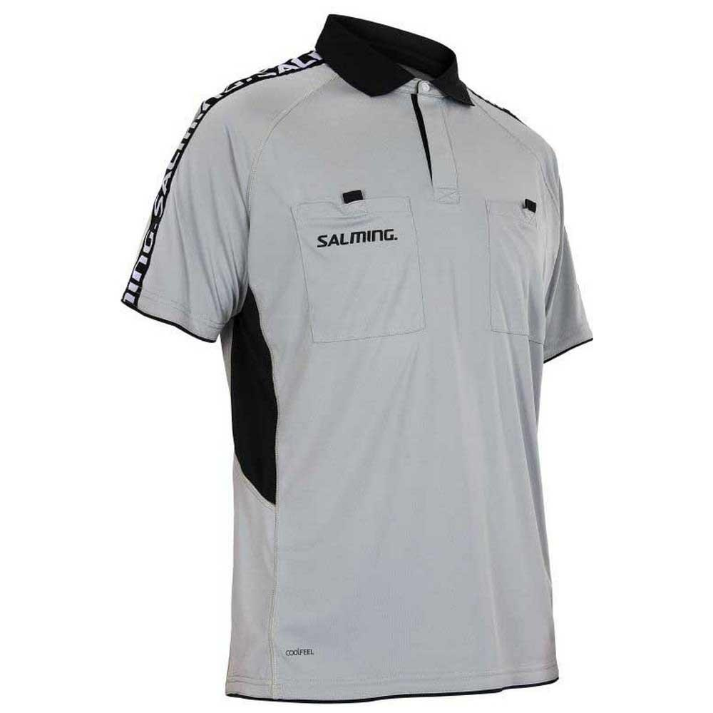 Salming Polo S/s M Grey