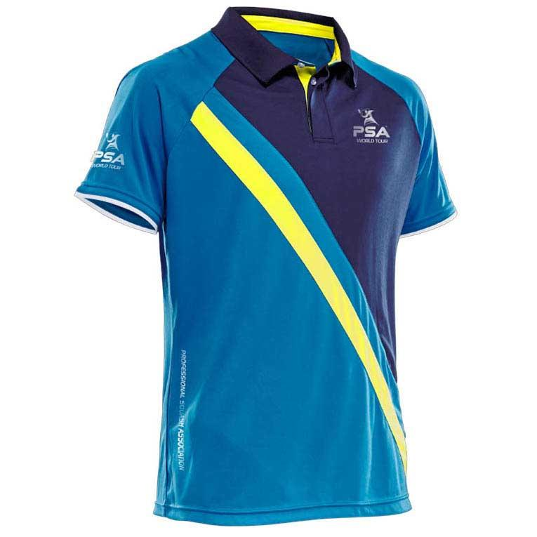 Salming Psa Performance 2.0 S/s XXL Blue