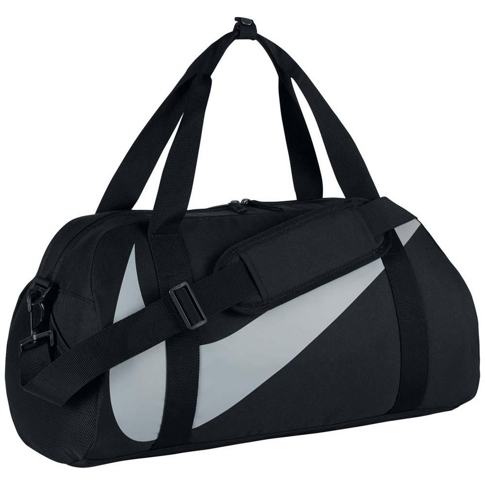 Nike Gym Club Duffel One Size Black / Black / Wolf Grey