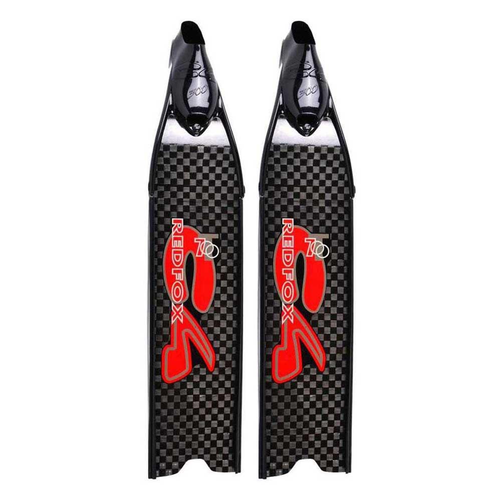 C4 C4 Redfox Pl Medium Noir , Palmes de pied C4 C4 , plongée 2686c9