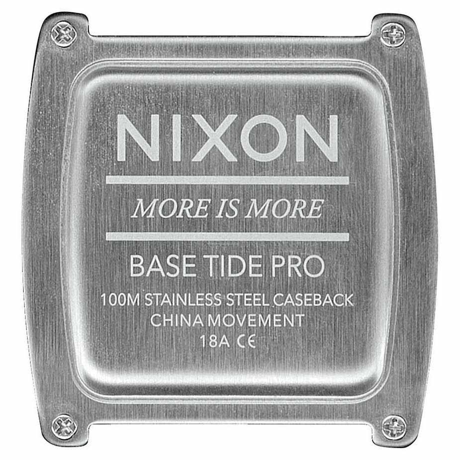 Nixon-Base-Tide-Pro-Bleu-T54790-Montres-Unisex-Bleu-Montres-Nixon-mode miniature 8