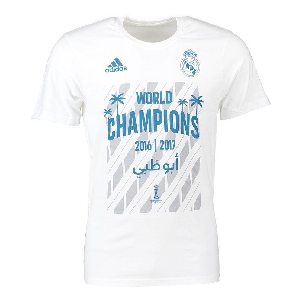 Adidas Real Madrid World Champions 16/17 L White