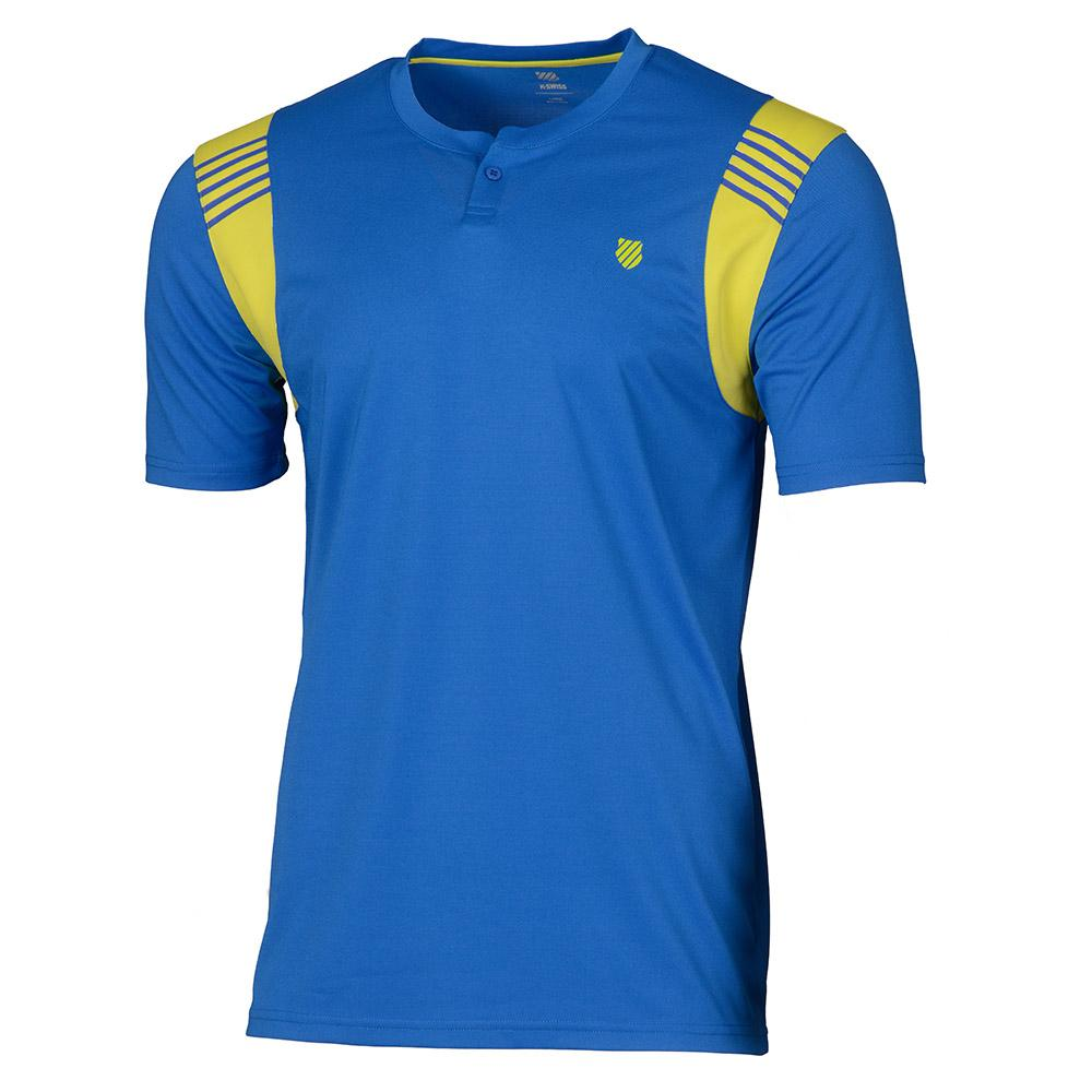 K-swiss Henley Crew S Strong Blue