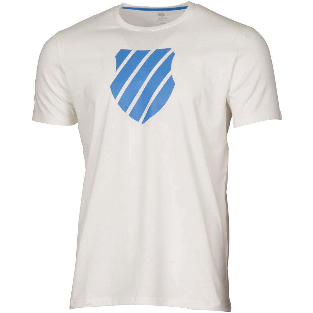 K-swiss Logo M White / Strong Blue
