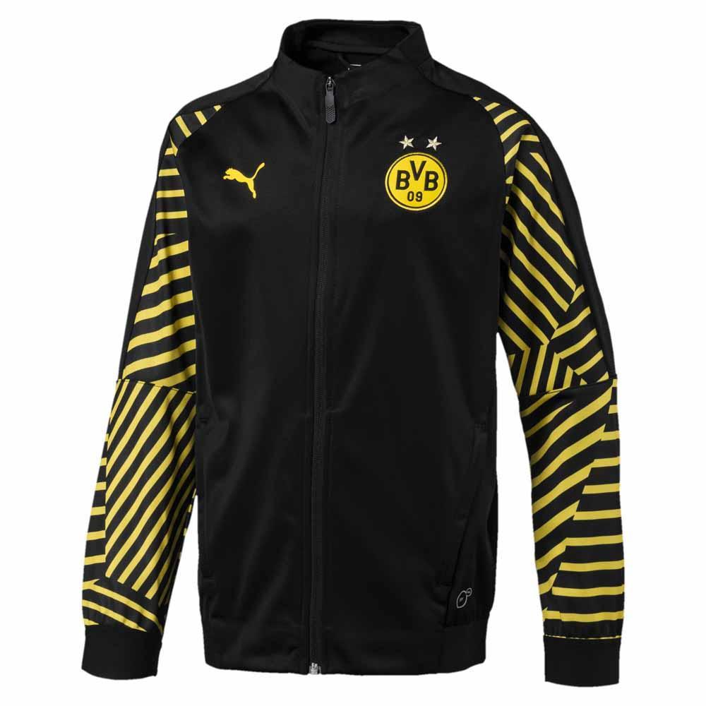 Puma Borussia Dortmund Stadium 18/19 Junior 116 cm Black / Yellow