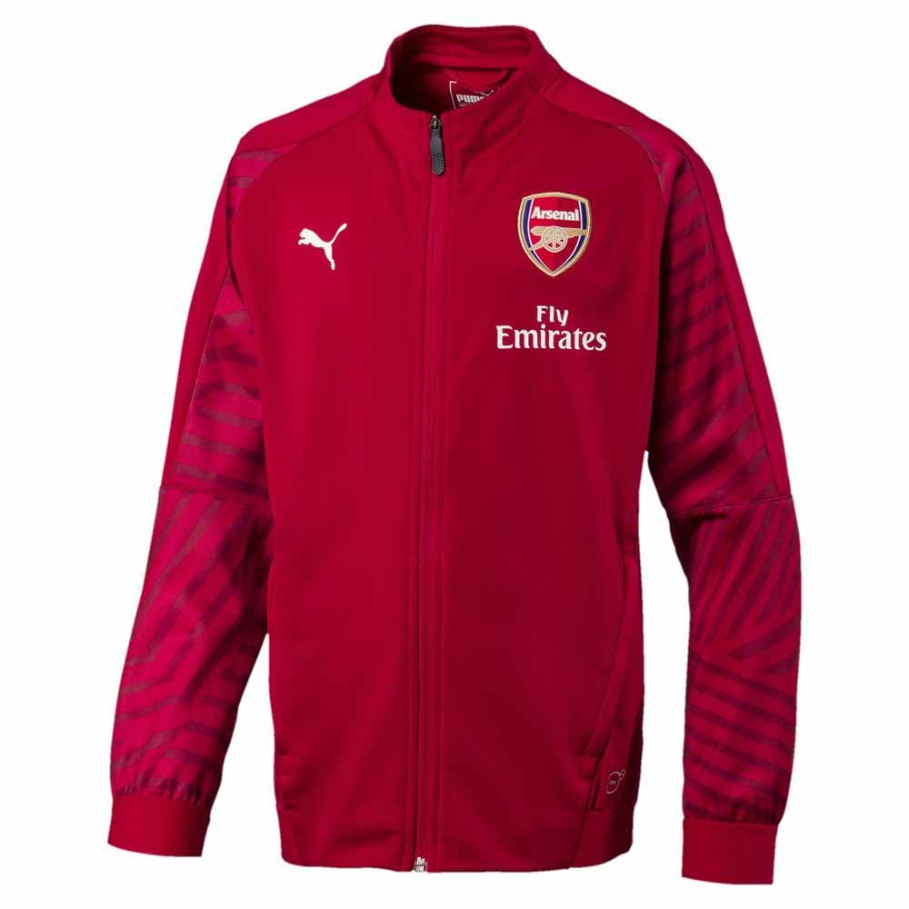Puma Arsenal Fc Stadium 18/19 Junior 116 cm Red