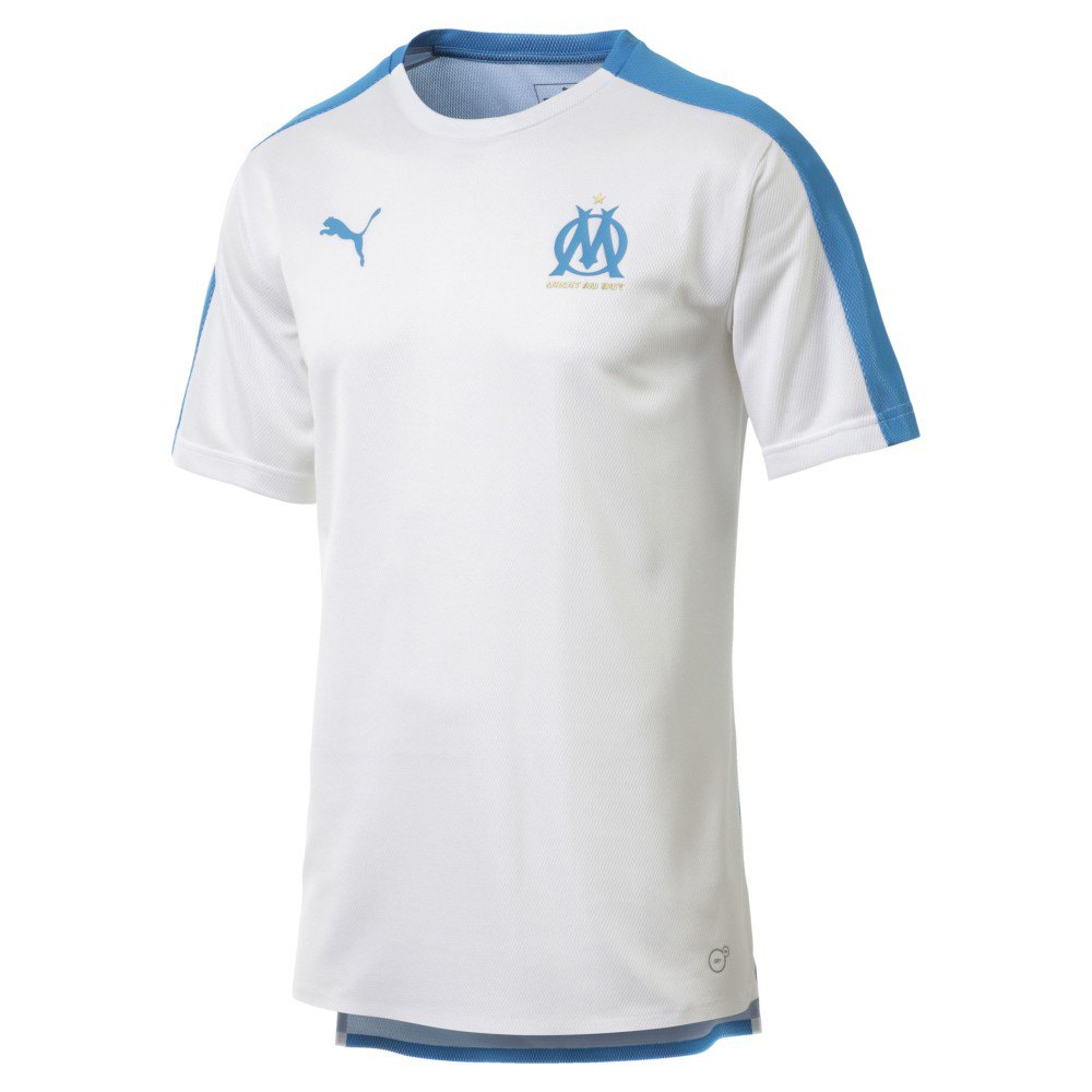 Puma Olympique Marseille Stadium 18/19 XS White / Blue