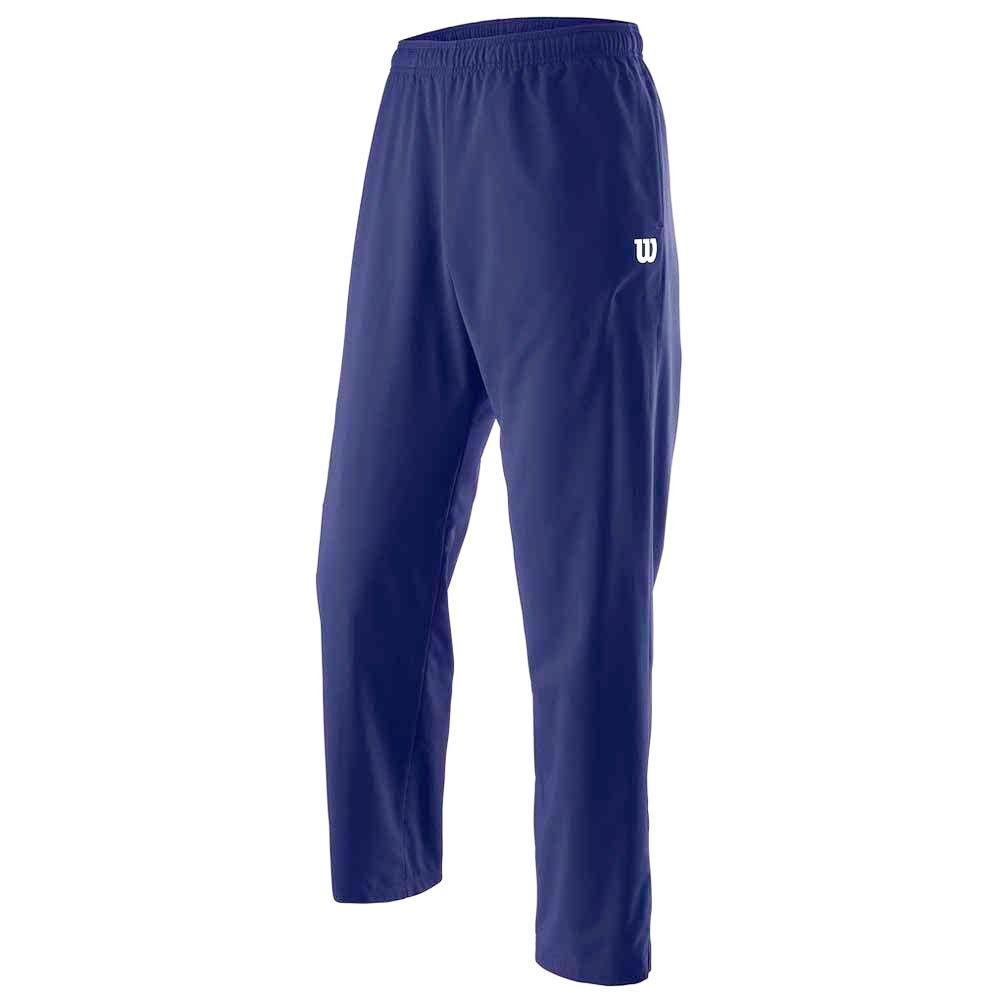 Wilson Team Woven Pants L Blue Depths