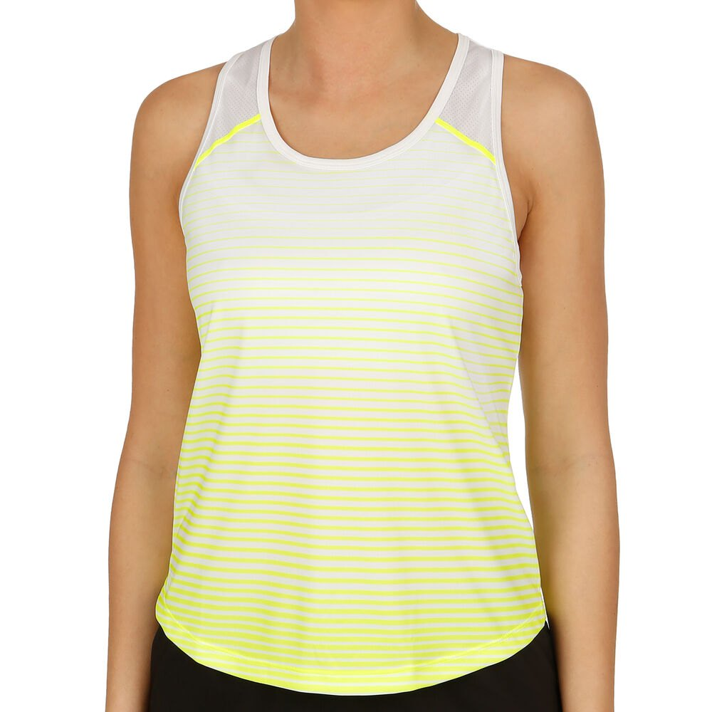 Wilson Team Striped XL Safety Yellow / White