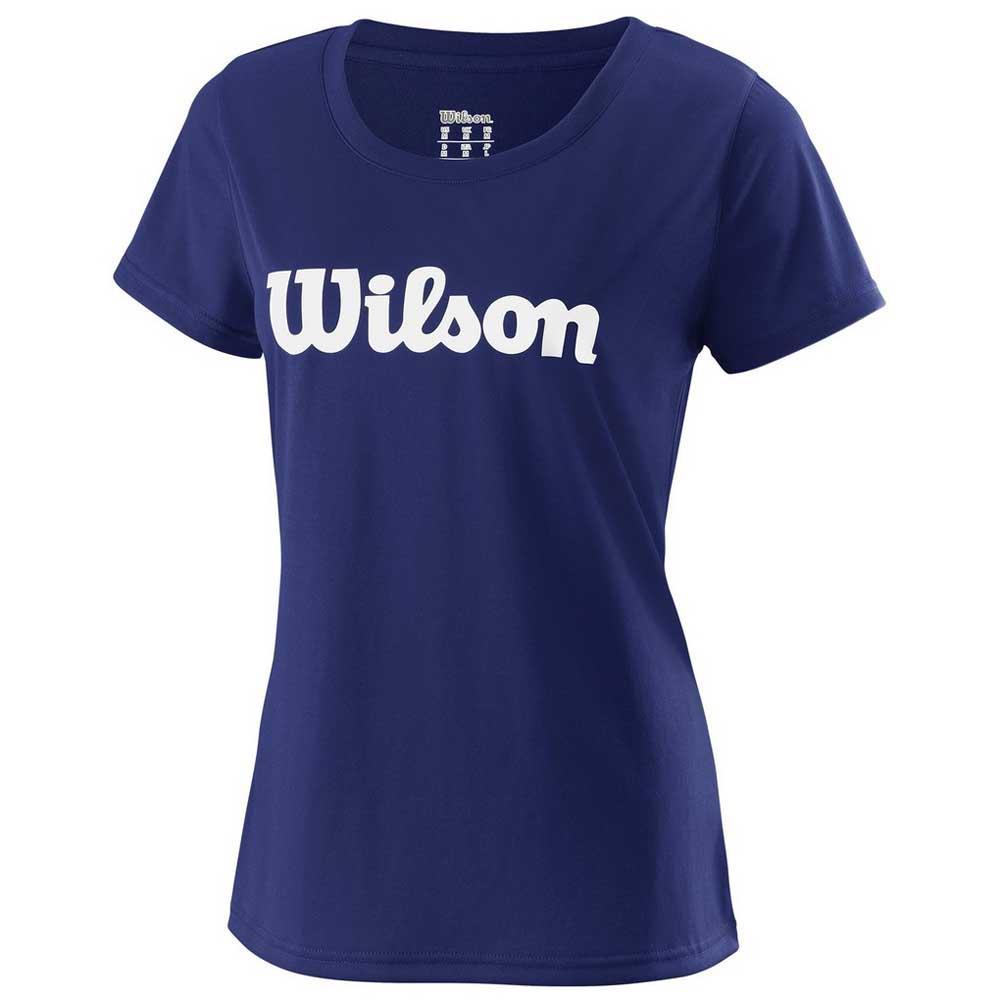 Wilson Uwii Script Tech XL Blue Depths / White