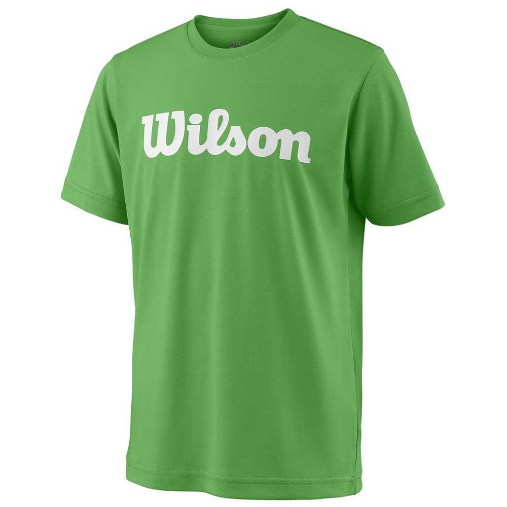 Wilson Team Script Tech S/s XS Andean Toucan / White