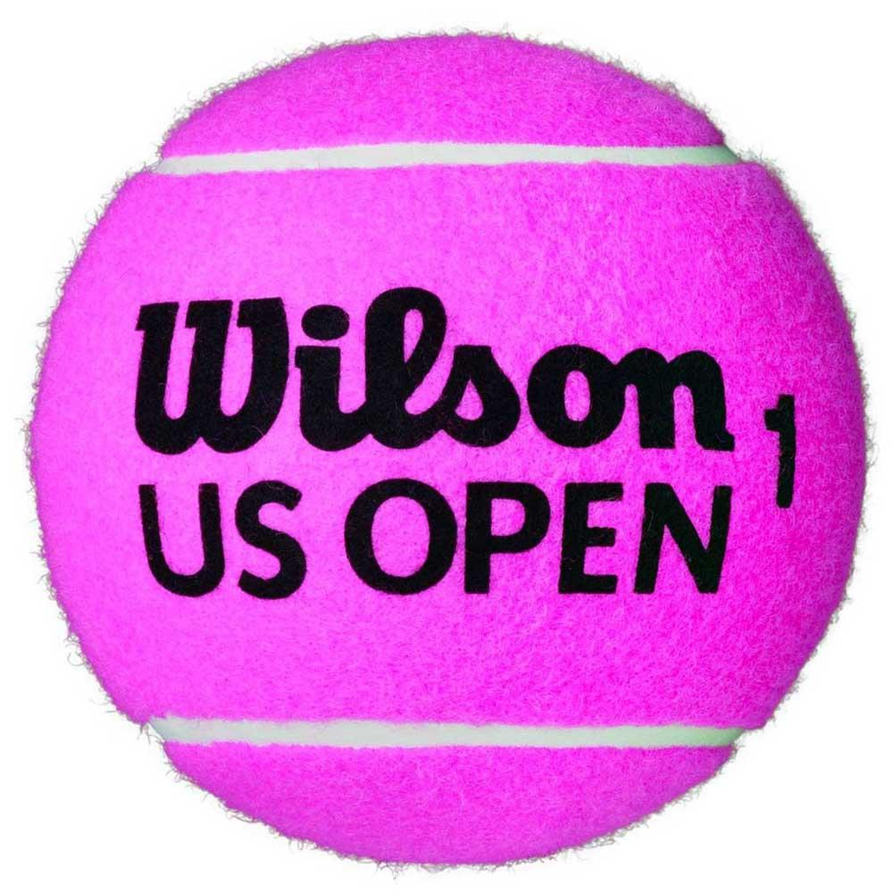 Wilson Us Open Mini Jumbo 5´´ One Size Pink