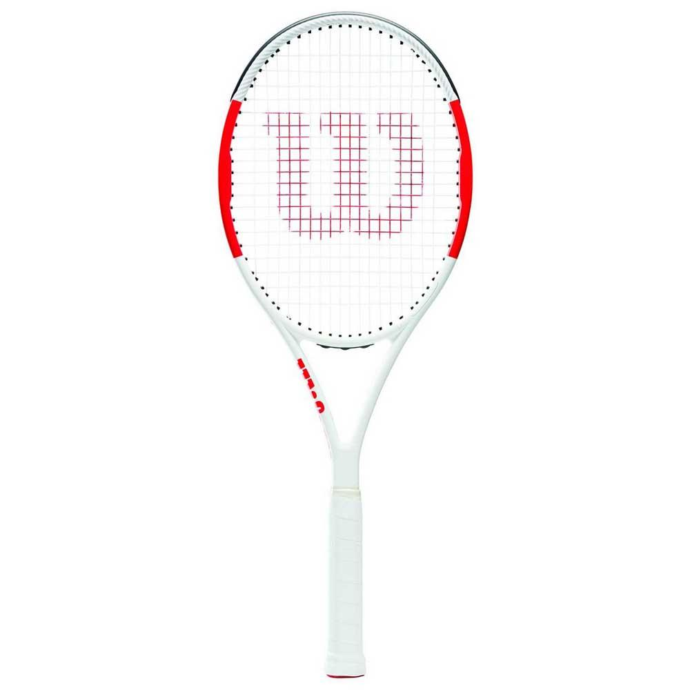 Wilson Six.one Team 95 1 Red / Grey