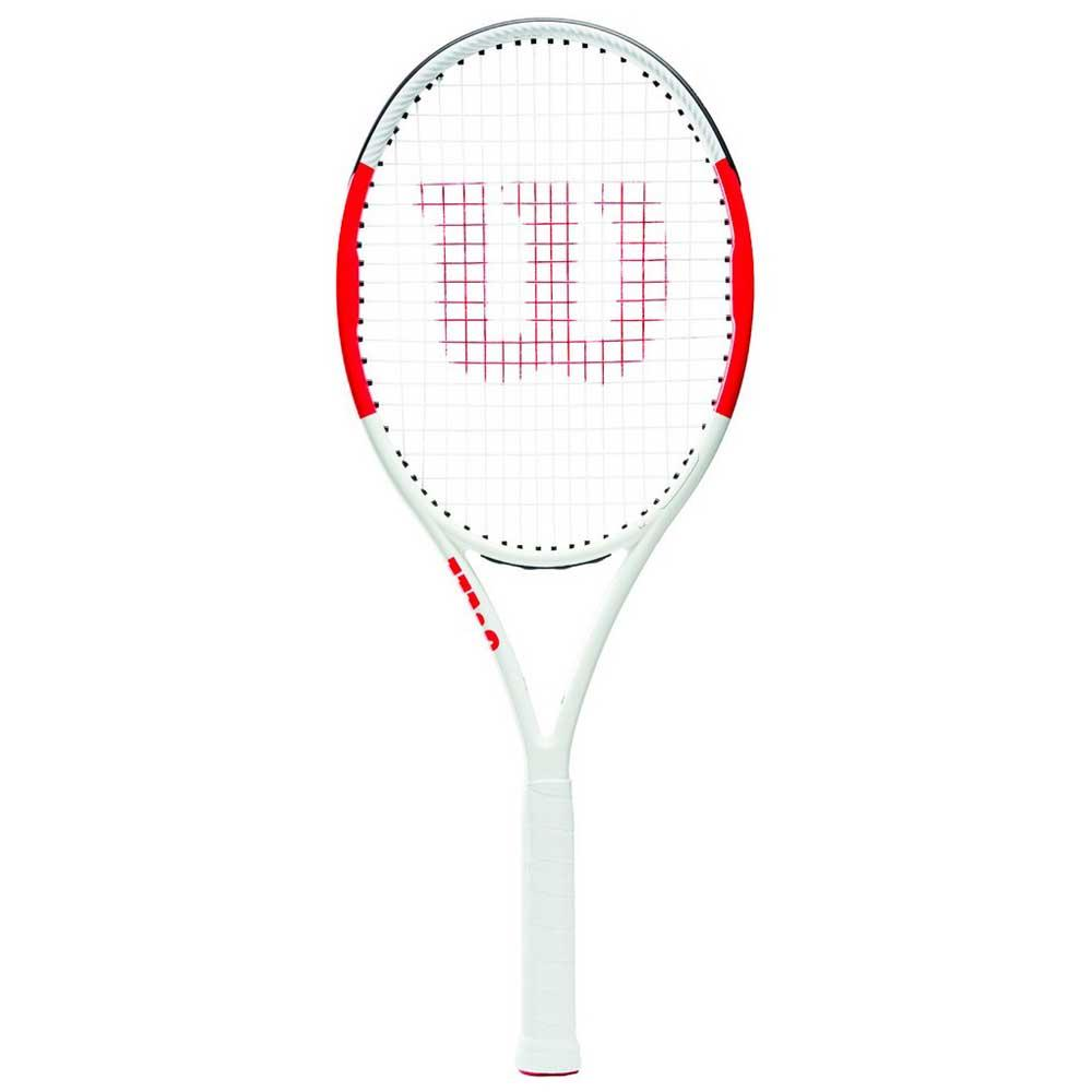 Wilson Six.one Lite 102 1 Red / Grey