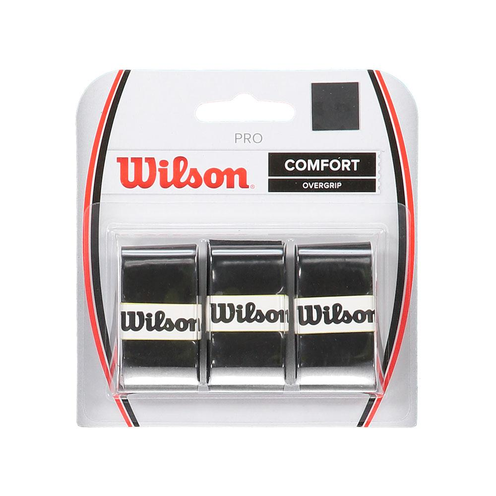 Wilson Pro 3 Units One Size Black