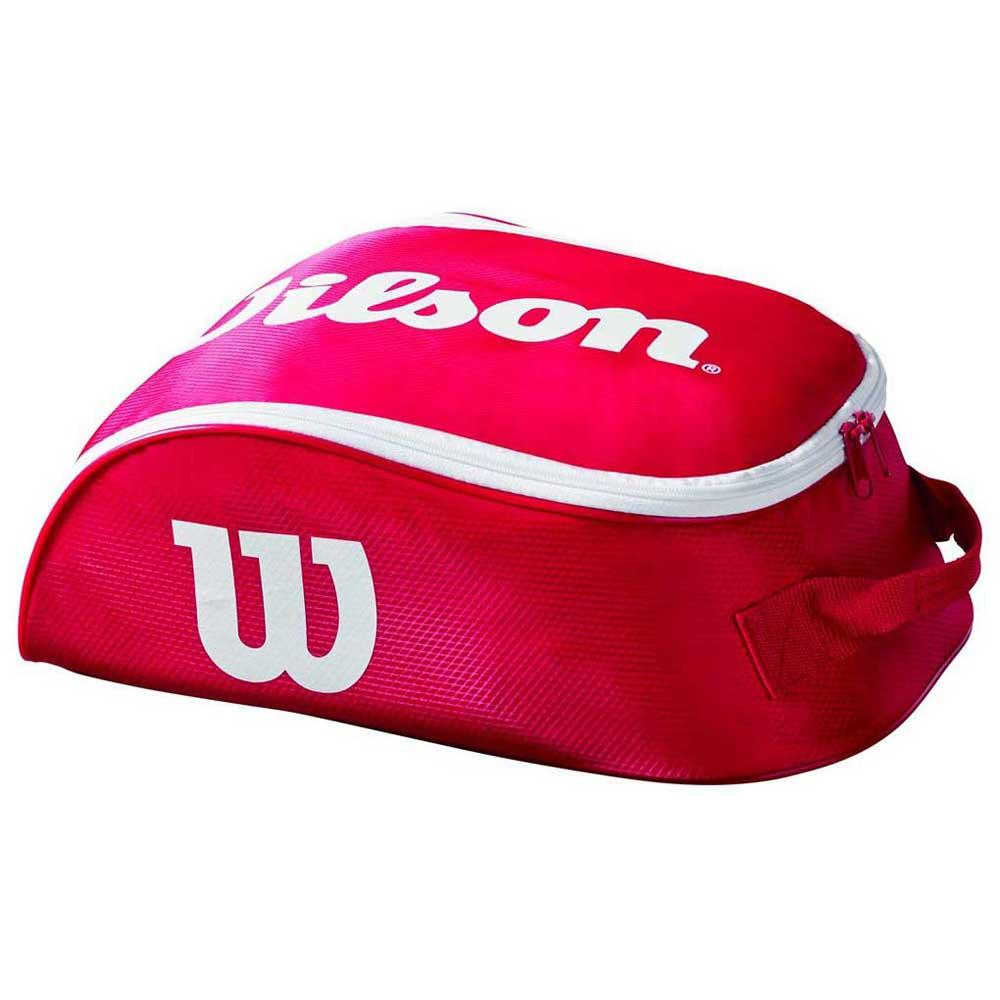 Wilson Tour One Size Red / White