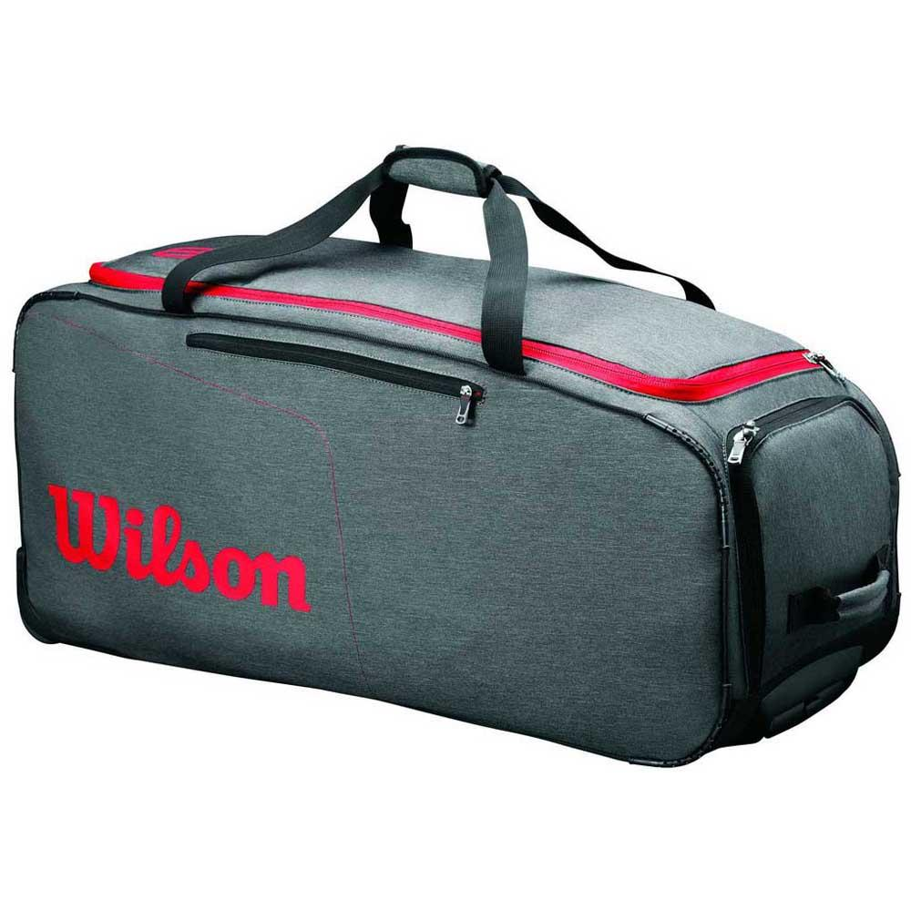 Wilson Traveler Coach One Size Grey / Red