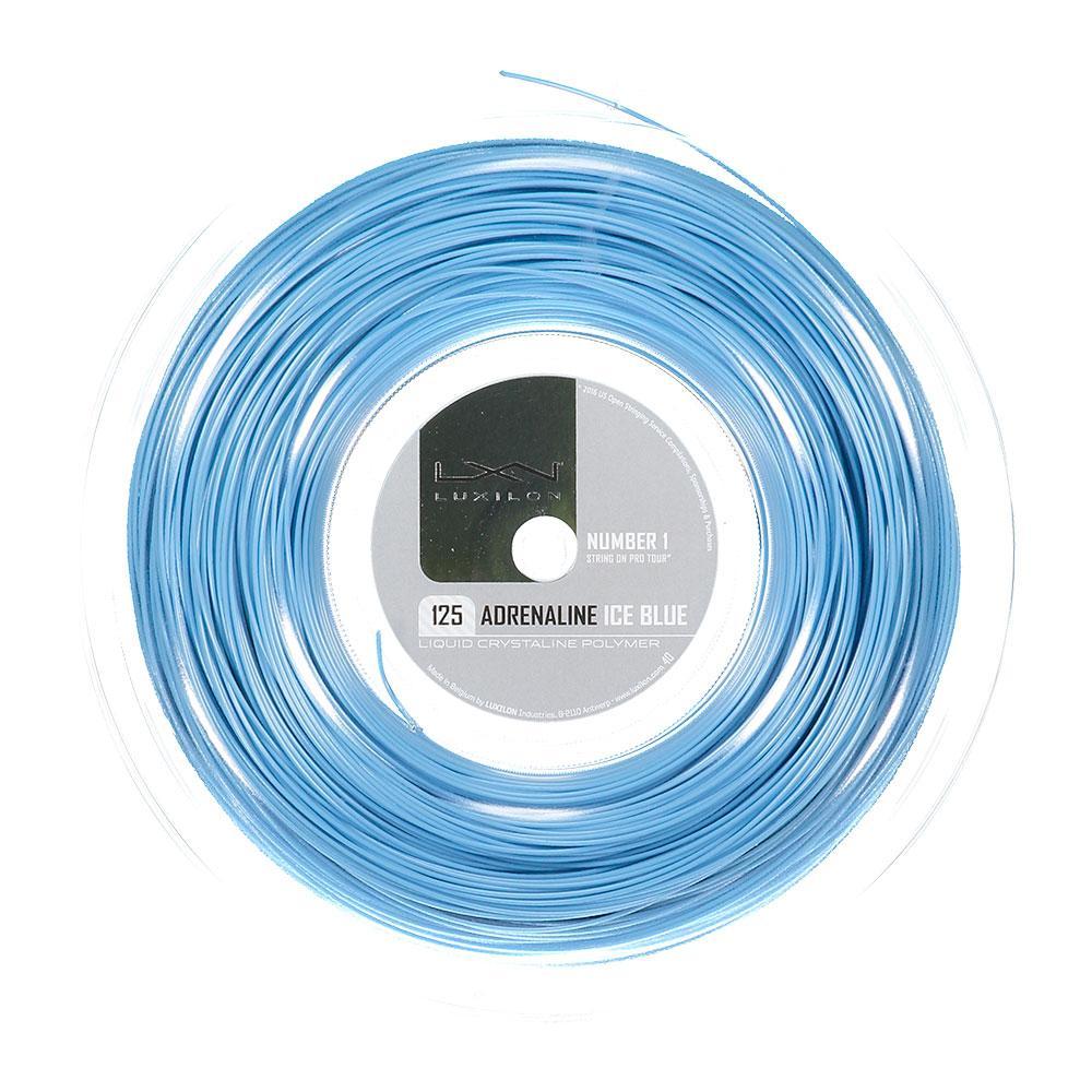 Luxilon Adrenaline 200 M 1.25 mm Ice Blue