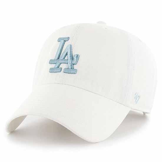 47 Los Angeles Dodgers Clean Up One Size White