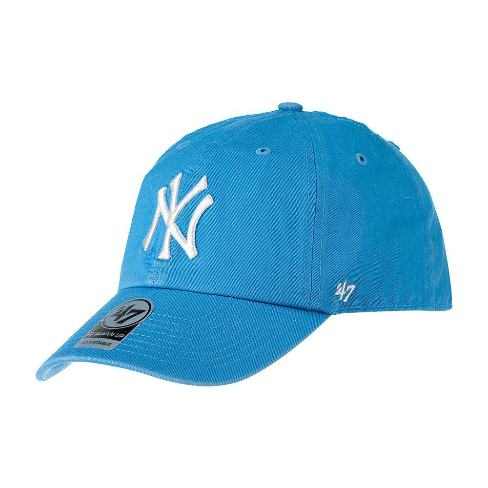 47 New York Yankees Clean Up One Size Columbia Blue