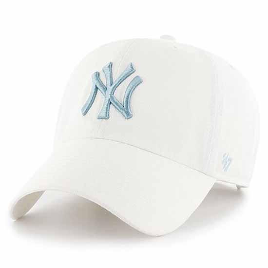 47 New York Yankees Clean Up One Size White / Blue