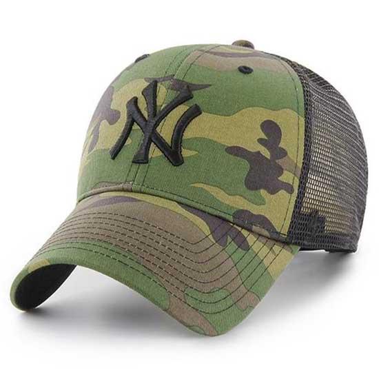 47 New York Yankees Branson One Size Camo