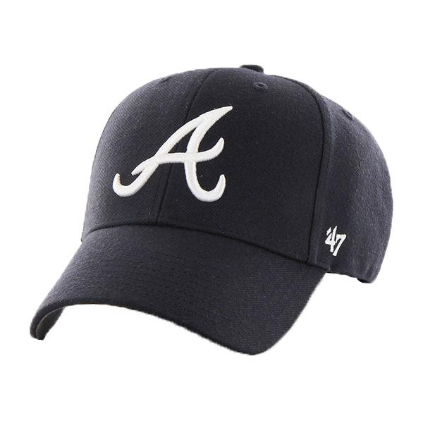 47 Atlanta Braves One Size Navy