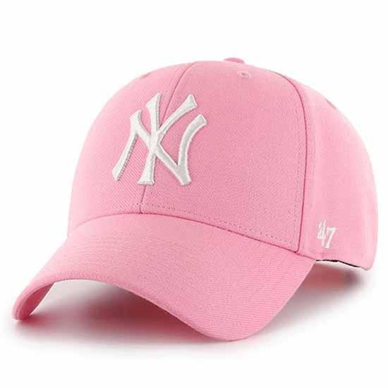 47 New York Yankees Snapback One Size Rose