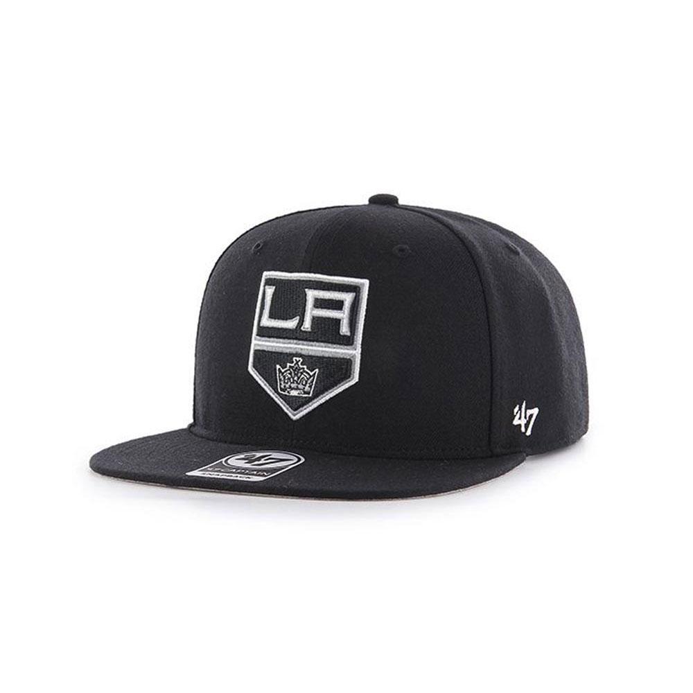 47 Captain Angeles Black Sure Shot sombreros Gorras Kings 47 Los y X617xwq1v