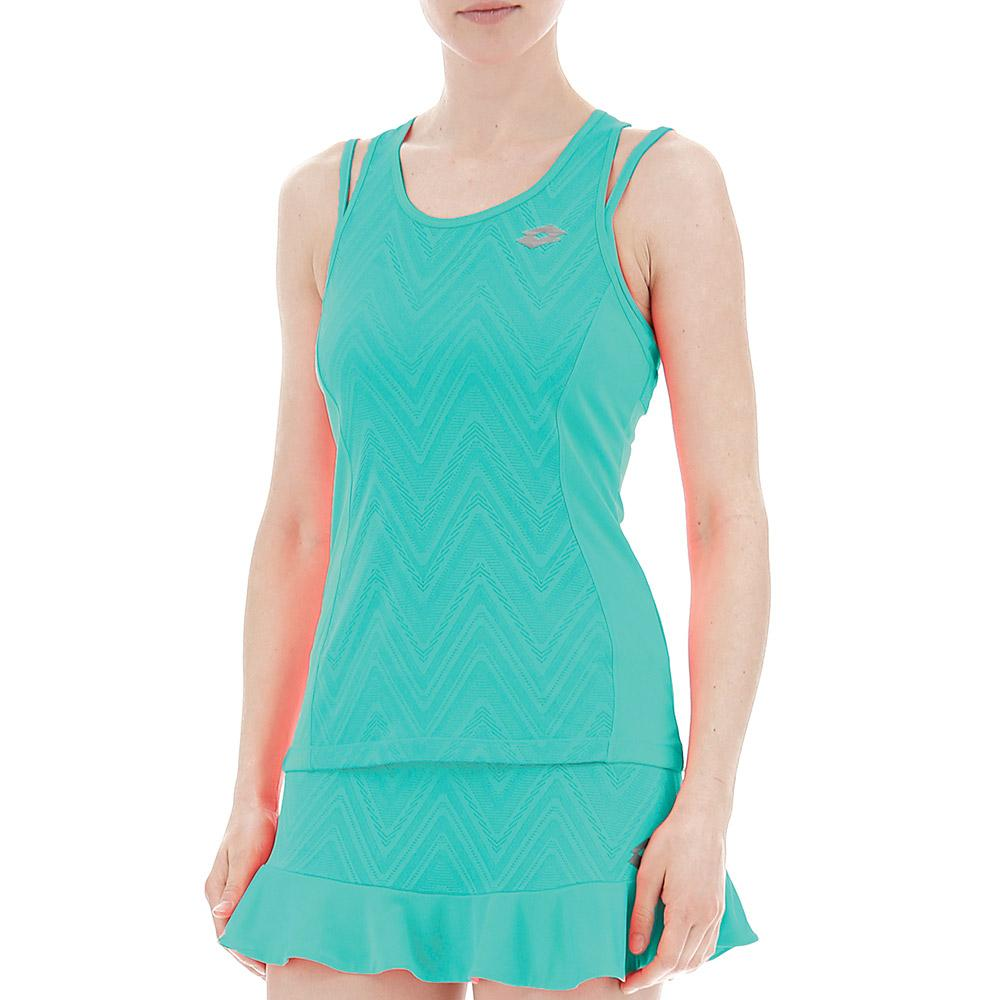 Lotto Nixia Iv Tank Bra M Green