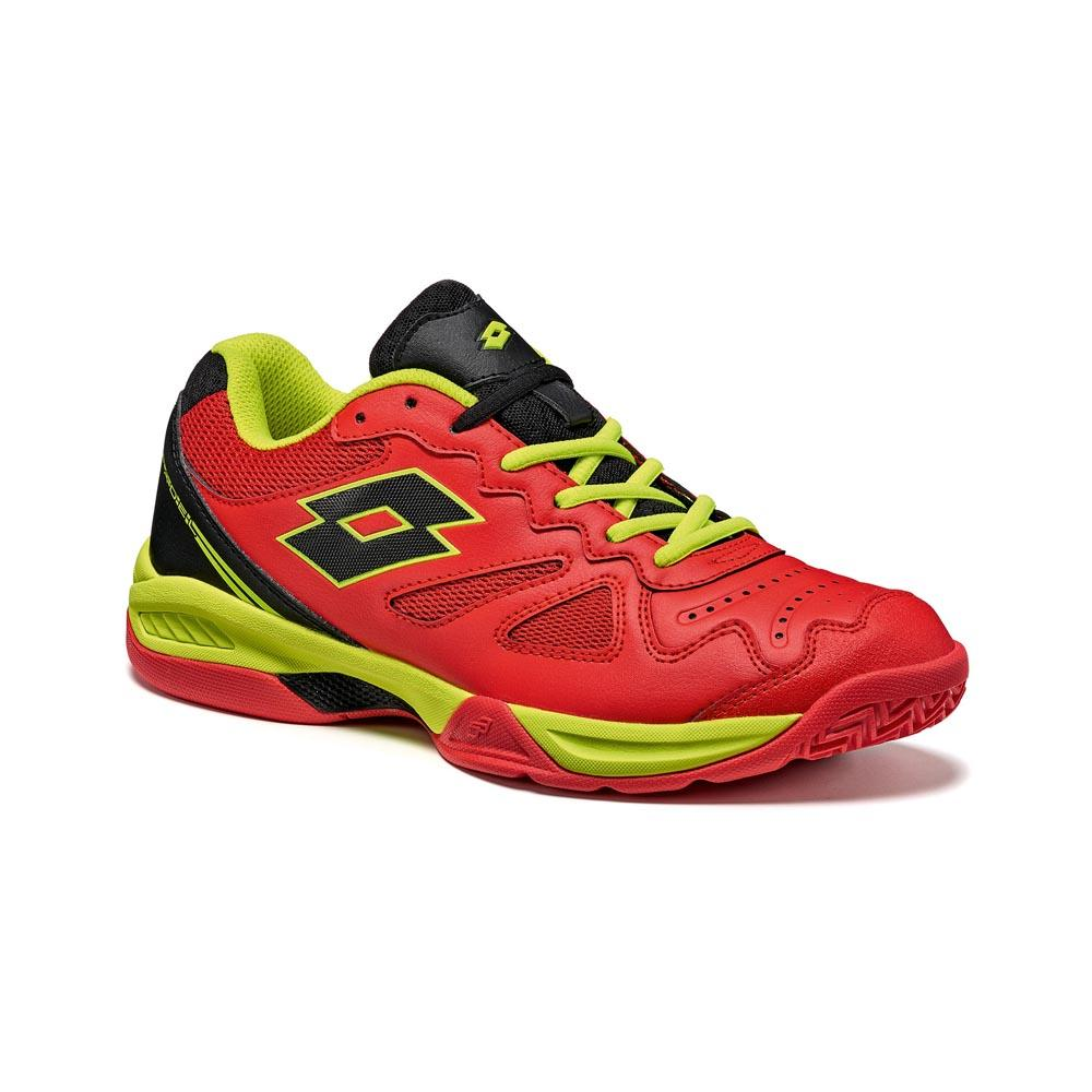 Lotto Superrapida 400 Flame / Black , Baskets Lotto Lotto Lotto , tennis , Chaussures homme b6dbd6