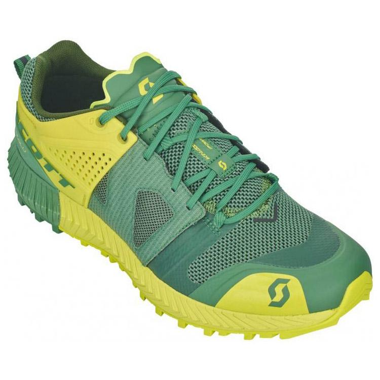 Scott Kinabalu Power EU 40 Green / Yellow