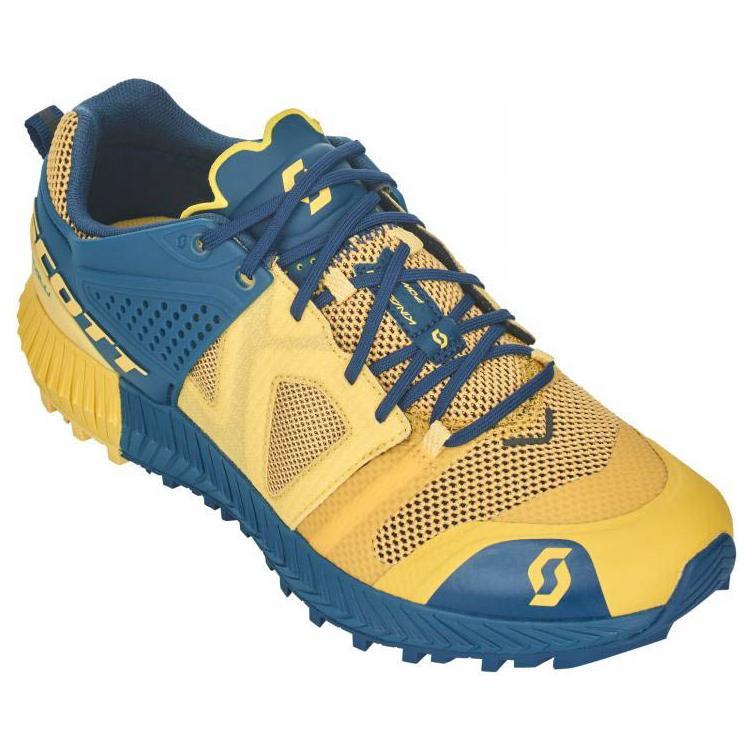 Scott Kinabalu Power EU 38 1/2 Yellow / Blue