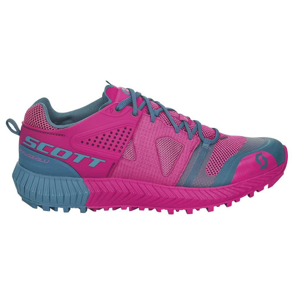 Scott Kinabalu Power EU 38 1/2 Pink / Blue