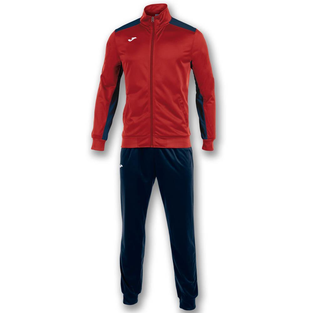 Joma Academy S Red / Navy