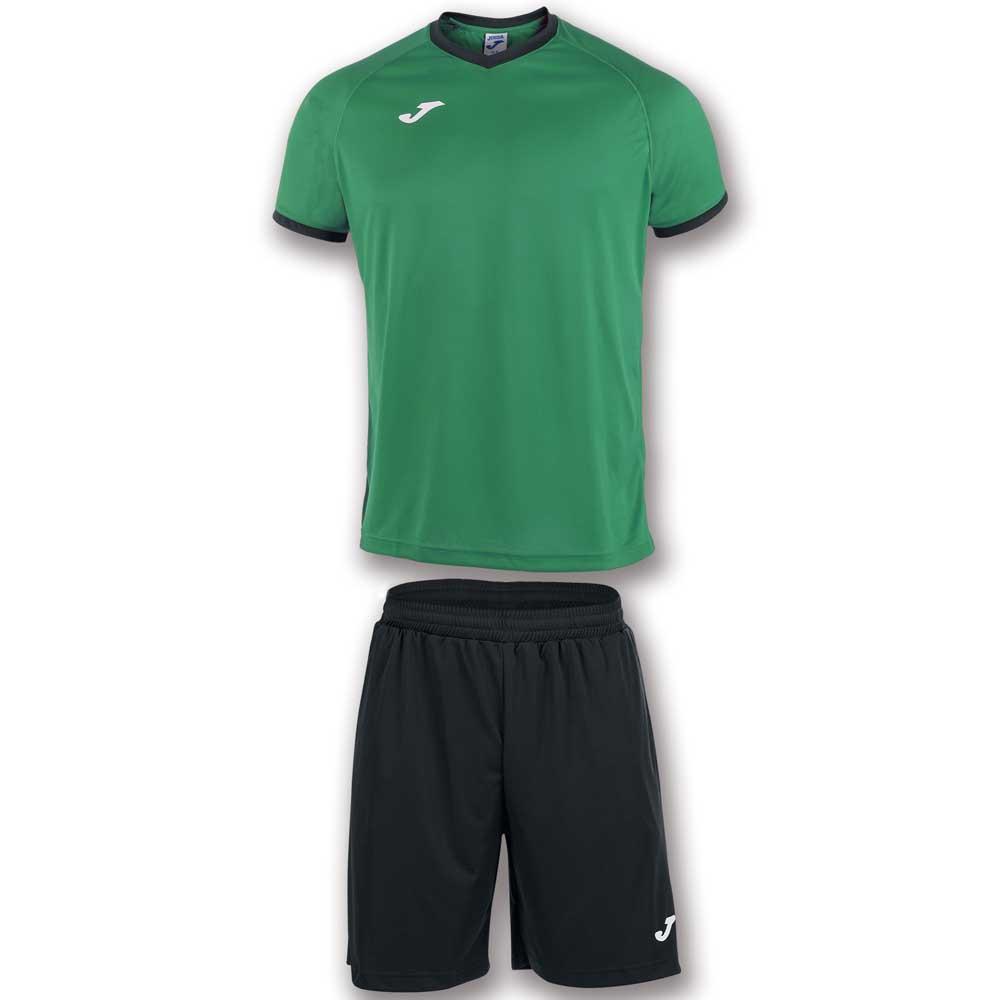 Joma Academy S Green / White