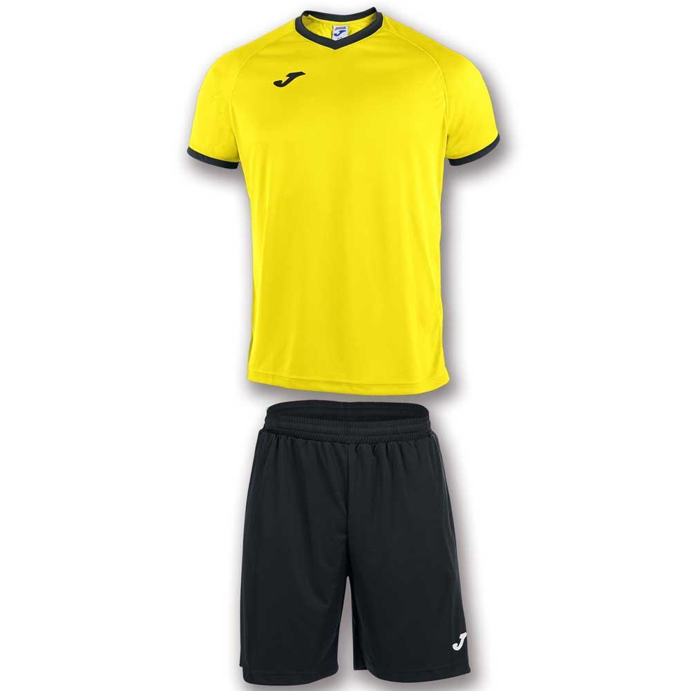 Joma Academy S Yellow / Black