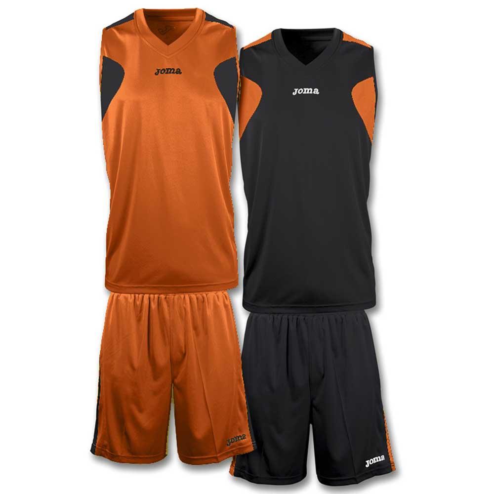 Joma Reversible Basketball XS-S Orange / Black